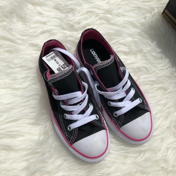 6ba2d0381975 Girls converse shoes size 13